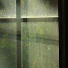 Técnicas de pintura sobre vidrio y acrílico