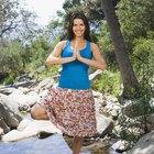 Cómo hacer una falda de yoga