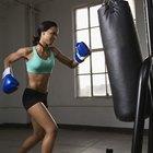 Cómo usar el saco de boxeo Everlast Cardio
