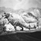 Lista de los dinosaurios carnívoros con cuernos