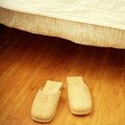 ¿Qué puedo usar para darles a las pantuflas hechas a mano una mejor tracción?