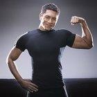 ¿Cuánto tiempo se requiere para agrandar los bíceps?