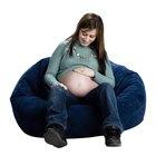 ¿Por qué se detiene el ciclo menstrual en el embarazo?