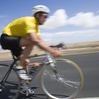 Ciclistas y calambres en los pies