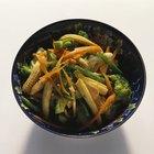 Opciones de comida Thai baja en carbohidratos
