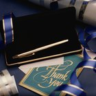 Etiquette for a Thank You Note for One Gift From Two People