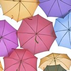 How to Decorate an Umbrella for a Baby Shower