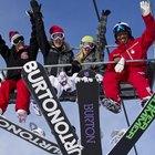 Cómo practicar snowboarding sin nieve