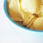 ¿Los chips de tortilla son saludables?