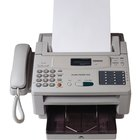 How to Answer a Fax