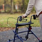 How to Get a Walker for an Elderly Person Through Medicare