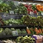 Lista de verduras y la cantidad de carbohidratos que contienen