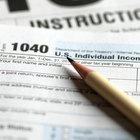 How to Claim Foreign Sales Tax on an Income Tax Return