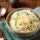 How do I Make Mock Mashed Potatoes Using Cauliflower?