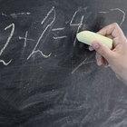 Cómo aprender matemáticas básicas para adultos
