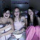 Ideas para una pijamada de adolescentes jóvenes