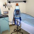 Equipo utilizado en los hospitales