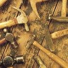 Herramientas para el tallado y grabado de la madera