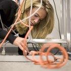 Cómo convertir el calibre de cableado de un cable a milímetros