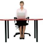 Tipos de escritorio de oficina
