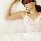 Cómo hacer máscaras de descanso para los ojos