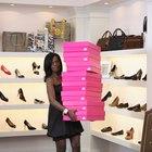 Materiales necesarios para una tienda de zapatos