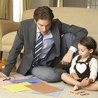 Cómo enseñar arte a los niños en preescolar