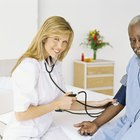 Rango normal de presión sanguínea según la edad