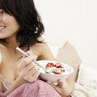 ¿Son los alimentos con almidón modificado libres de gluten?