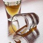 Síntomas físicos del alcoholismo