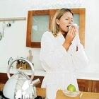 Alergias alimenticias que causan gases e hinchazón