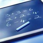 Cómo encontrar la suma de coeficientes