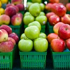 ¿Cuál es el valor nutricional de una manzana?