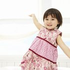 Make a Simple Toddler Dress