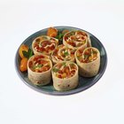 Make Tortilla Pinwheel Appetizers