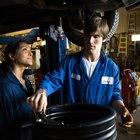 Cómo sellar una fuga de aceite en un motor