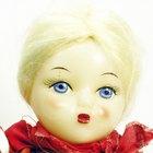 Cómo quitar el rotulador permanente de la cara de una muñeca
