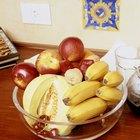 Plátano vs. manzana
