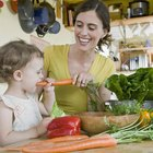Food That Encourages Growth in Children