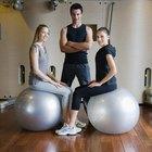 ¿Qué ejercicios son mejores para un grupo pequeño de entrenamiento personal?