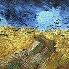 Actividades para niños sobre Van Gogh