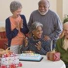 Cómo organizar una fiesta para un cumpleaños número 60