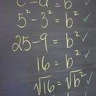 Cómo igualar coeficientes