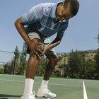 Cómo curar las rodillas débiles