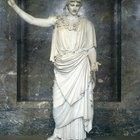 Hechos de la diosa Atenea para niños