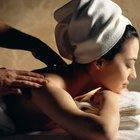 Cómo hacer aceite perfumado para masajes con aceite de almendras