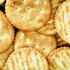 Buttery Round Cracker Substitute