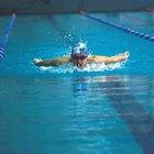 Los beneficios de usar tapones para la nariz mientras nadas