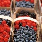 Cómo quitar manchas de frutos rojos de prendas con colores vivos