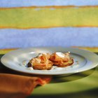 Serve Smoked Salmon Blinis With Chopped Egg